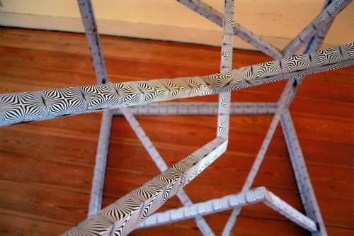 Cube cinétique (structure interne)